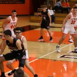 Boys Varsity Basketball beats Lowell Senior 73 – 58