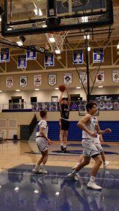 Boys Freshman Basketball vs Lake Central