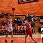 Boys Freshman Basketball vs Crown Point