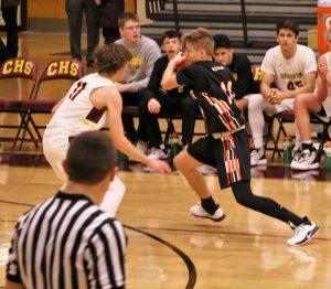 Boys Basketball vs. Chesterton