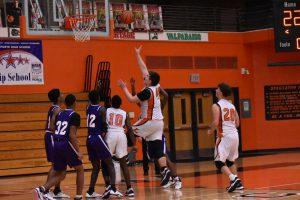 Boys Freshman Basketball vs. Merrillville
