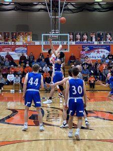 Boys Basketball vs. Lake Central