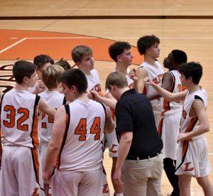 Boys Freshman Basketball vs Valpo