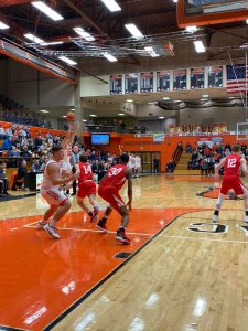 Boys Basketball vs. Crown Point