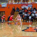 Boys Varsity Basketball beats Goshen 59 – 55