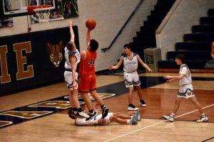 Boys Freshman Basketball vs New Prairie