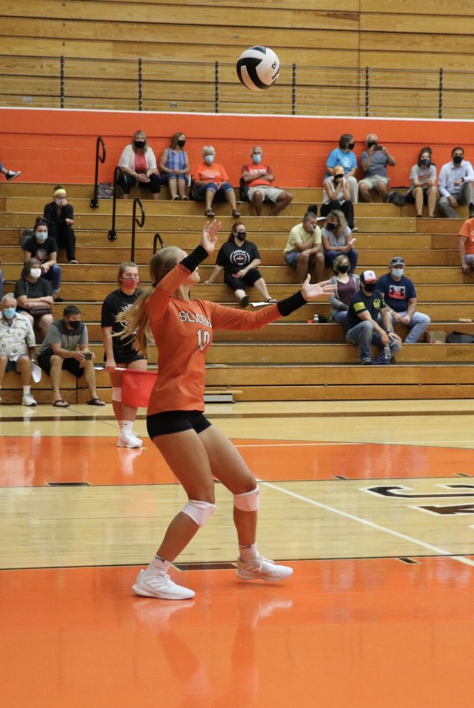 Girls JV Volleyball vs. Plymouth