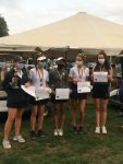 Girls JV Golf Places 2nd at Invite