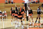 Varsity Volleyball defeats Fairfield 2-0