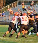 Boys Varsity Football beats Lake Central 28 – 16