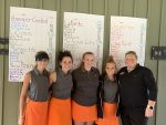 Girls Varsity Golf finishes 5th place at Pat Ford Invitational