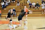 Girls Varsity Volleyball beats New Prairie 3 – 1