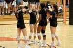Girls Varsity Volleyball beats Lake Central 2 – 0