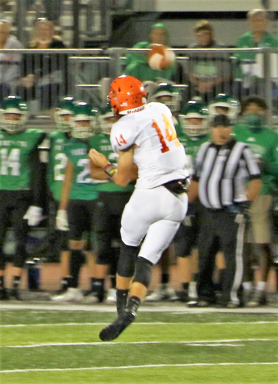 Slicer Varsity Football