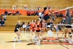 Girls Varsity Volleyball beats Michigan City 3 – 0