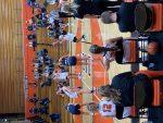 Girls Varsity Basketball falls to New Prairie 40 – 29