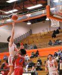 Boys Varsity Basketball falls to La Porte Tournament 54 – 51