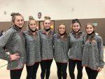 Girls Varsity Gymnastics falls to Crown Point