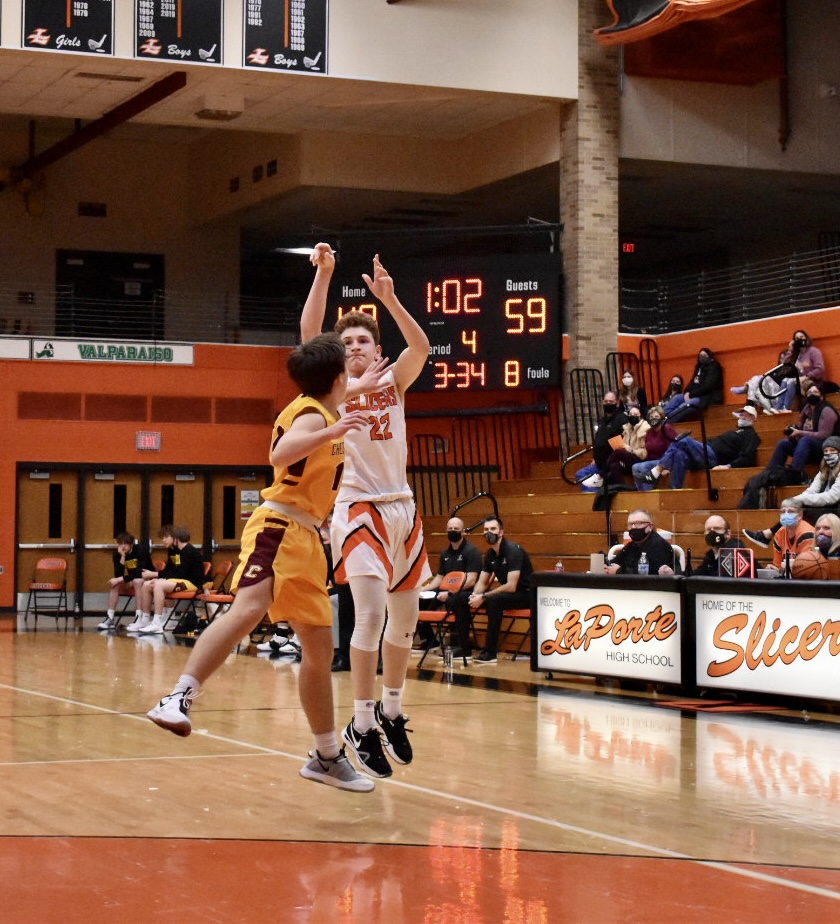 JV Basketball vs Chesterton