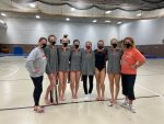 Girls Varsity Gymnastics Wins against Michigan City High School