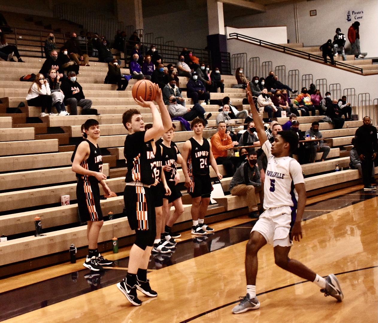 JV Boys Basketball vs Merrillville