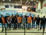 Boys Varsity Swimming finishes 4th place at Sectional