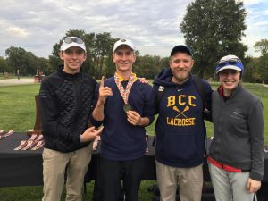 State Golf Finalists and State Champion
