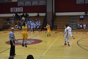 BOYS VARSITY BASKETBALL 2016-17 (A)