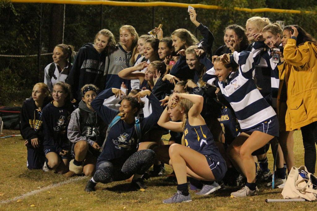 Bethesda-Chevy Chase High School Girls Varsity Field Hockey beat Walt Whitman High School 1-0