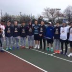 Boys Varsity Tennis beats Quince Orchard 7 – 0