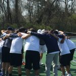 Boys Varsity Tennis beats James Hubert Blake 6 – 1