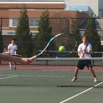 Boys Varsity Tennis beats Walter Johnson 7 – 0