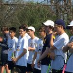 Boys Varsity Tennis beats Richard Montgomery 4 – 3