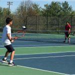 Boys Varsity Tennis beats Albert Einstein 7 – 0