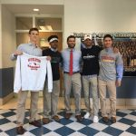 Baseball – 4 seniors sign to play to college baseball