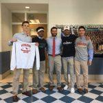 Baseball – 4 seniors sign to play to college baseball