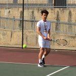 Boys Varsity Tennis - v. Blair 3-29-19