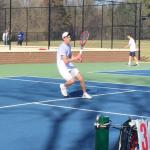 Boys Varsity Tennis v. Churchill