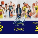 Boys Varsity Basketball beats Blair 64 – 61