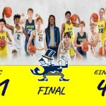 Boys Varsity Basketball beats Einstein 61 – 49