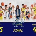 The Battlin' Barons Roll Past the Knights of Wheaton, 65 – 41