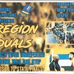 Region Duals 5:30pm 2/12/20 @ B-CC
