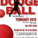 Dodgeball Tournament 2/28/20