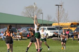 MEDINA VS NORTH CANTON 8TH GRADE GIRLS LAX