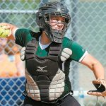 Softball: Maria Vanadia makes all the right calls