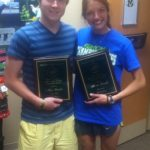 Class of 2013 Senior Male & Female Athletes of the year…