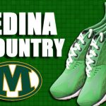 Medina High School Cross Country Varsity Girls finishes 5th place at GlenOak Golden Eagle Invitational