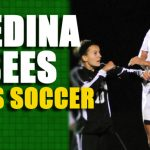 Medina High School Soccer Varsity Girls beats Brecksville-Broadview Heights High School 4-0
