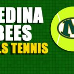 Medina High School Tennis JV Girls falls to Mayfield High School 1-4