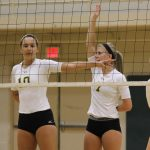 Medina High School Volleyball Varsity beats Brunswick Senior High School 3-2
